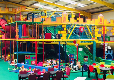 Home: Castle Mania Award winning themed indoor adventure